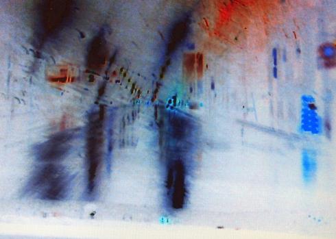 """Street Scene"" by Cheryl Andrews©"
